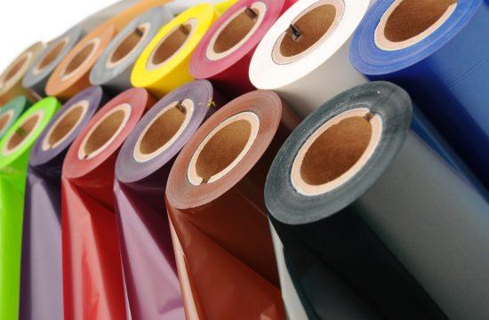 Tekstilinių etikečių ruošiniai